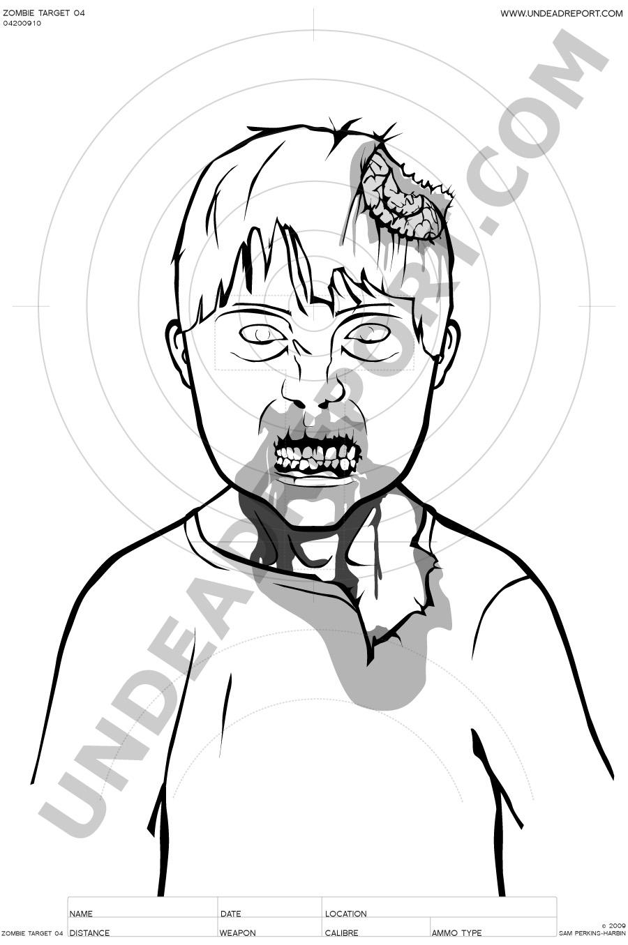 Diana zombie 6